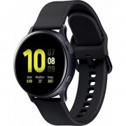 Ceas Smartwatch Samsung Galaxy Watch Active 2, R820, 44mm, Wi-Fi, GPS, Aluminium, Aqua Black