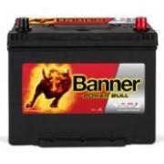Banner Power Bull 12V 80Ah autó akkumulátor P80 09 jobb+ (+AJÁNDÉK!)