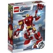LEGO 76140 LEGO Super Heroes Iron Mans Robot