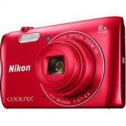 Camera foto nikon Coolpix A300 (Nikon A300 red)