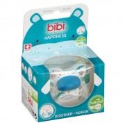 bibi® Happiness Nuggi Dental Silikonsauger 6 - 16 Monate