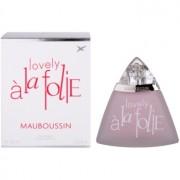 Mauboussin Lovely A la Folie eau de parfum para mujer 100 ml