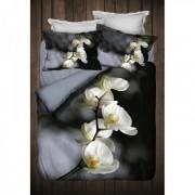 "Спално бельо ""Orchid"" Ранфорс - 100% Памук"