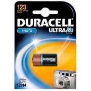Standaard Duracell DL123 Ultra (1 stuks)