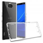 Capa de TPU Imak UX-5 para Sony Xperia 10 - Transparente