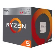 Procesor AMD Ryzen 5 2400G BOX, s. AM4, 3.9GHz, 6MB cache, 4 Jezgre, RX Vega, Wraith Stealth hladnjak
