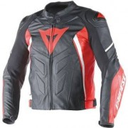 DAINESE Jacket DAINESE Avro D1 Black / Red / White
