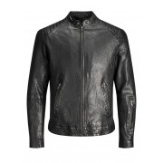 JACK & JONES Biker Jacket Man Svart