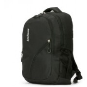 LeeRooy 17 inch Inch Expandable Laptop Backpack(Black)