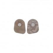 """New Image 2-Piece Closed-End Pouch 1-3/4"""", Transparent Part No. 18382 Qty Per Box"""