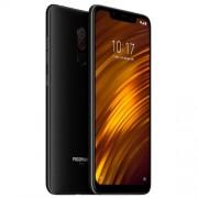 """Xiaomi Smartphone Xiaomi Pocophone F1 6.18""""Fhd+ Oc 6gb/64gb 4g-Lte 20/12+5mpx A8.1 Blac"""