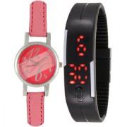 Crude Smart Combo Of Analog Digital Watch-rg510 For - Women's Kid's