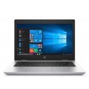 HP ProBook 640 G4 Zilver Notebook 35,6 cm (14'') 1920 x 1080 Pixels Intel® 8ste generatie Core™ i5 i5-8250U 8 GB DDR4-SDRAM 256 GB SSD