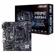 Tarjeta Madre Asus Prime A320m-k AMD A320 -Negro
