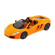 True Scale 1/43 McLaren MP4-12C Spider 2013RHD Orange
