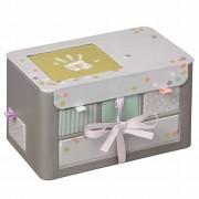 Baby Art My Little Treasure Box Grey 34120113