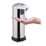 Automata rozsdamentes acél érintés nélküli szappanadagoló