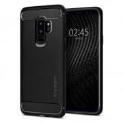Carcasa Spigen Rugged Armor Samsung Galaxy S9 Plus Matte Black