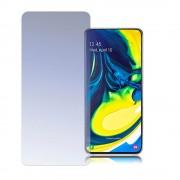 4smarts Second Glass - калено стъклено защитно покритие за дисплея на Samsung Galaxy A80 (прозрачен)