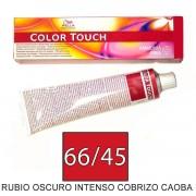 Wella COLOR TOUCH Tinte 66/45 tamaño 60ml