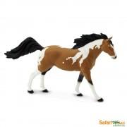 Safari, Figurina Armasar Pinto Mustang