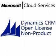 MICROSOFT Dynamics CRM Online Non-Production, VL Subs., Cloud, Single Language, 1 user, 1 year NU2-00012