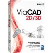 ViaCAD 2D/3D 10 - Windows / Mac