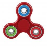 Los Niños Adultos Spinner Mano Dedo Enfoque Sensorial Juguetes Para El TDAH Autismo -rojo Y Coloridas