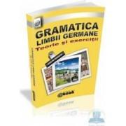 Gramatica limbii germane. Teorie si exercitii - Olaru Constantin