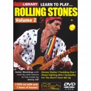 Roadrock International Lick Library: Learn To Play Rolling Stones 2 DVD