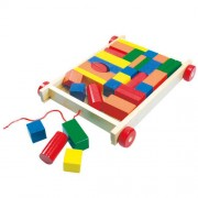 Cuburi colorate Bino pentru construit