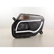 FK-Automotive fari Daylight Dacia Duster anno 10-13 neri