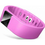 Bratara Fitness Cronos Smart + Heart Rate Magenta Resigilat