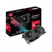 Grafička kartica AMD Radeon RX 570 OC Asus 4GB HDMI/DP/2xDVI/256bit/STRIX-RX570-O4G-GAMING