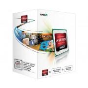 AMD A4-5300 2 cores 3.4GHz (3.6GHz) Radeon HD 7480D Box