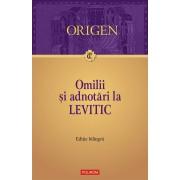 Omilii si adnotari la Levitic. Editie bilingva (eBook)