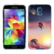 Husa Samsung Galaxy S5 Mini G800F Silicon Gel Tpu Model Air Balloons
