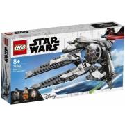 TIE Interceptor Asul negru 75242 LEGO Star Wars