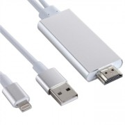 HDMI Adapter iPhone 6 / 5 / iPad Mini / Air