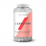 Myvitamins L Carnitine - 1 Month (120 Tablets)