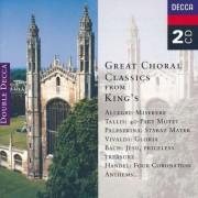 Artisti Diversi - Great Choral Classics (0028945294926) (2 CD)