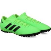 ADIDAS NEMEZIZ MESSI TANGO 18.3 TF Football Shoes For Men(Green)