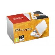 Nintendo igraća konzola New 2DS XL, bijela/narančasta