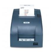 Epson TM-U220D, Impresora de Tickets, Matriz de Puntos, Serial, Negro - incluye Fuente de Poder, sin Cables