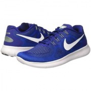 Nike Free Rn 2017 Blue Men'S Running Shoes