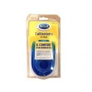 Reckitt Benckiser Scholl Comfort Talloniera in gel grande per numeri 41 - 46 (1 paio)
