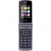 beafon C240 Preklopni telefon Crna