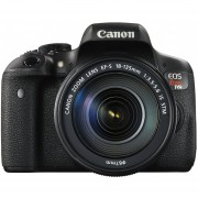 Canon EOS Rebel T6i Digital SLR With EF-S 18-135mm IS STM Lens