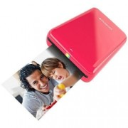 Polaroid Imprimanta Zip Instant + Hartie Foto, rosu