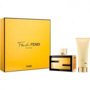 Fendi Fan di Fendi Extreme lote de regalo III. eau de parfum 75 ml + leche corporal 75 ml